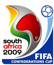 Cartel de la Copa Confederaciones 2009