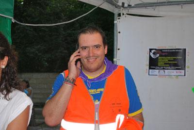 Oscar de la coordinadora de peñas de Valladolid