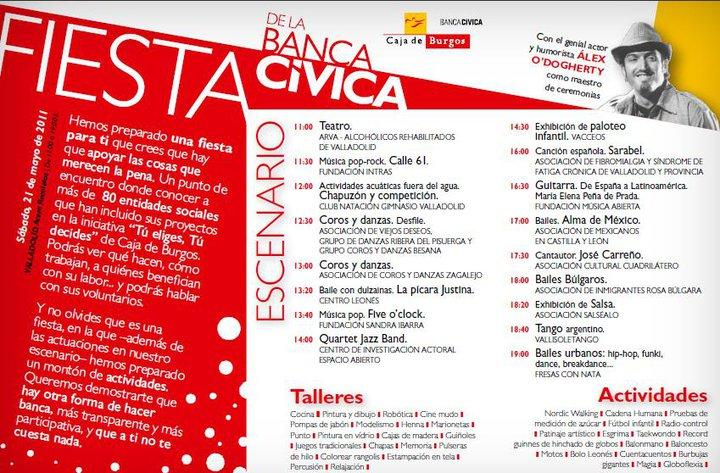 Fiesta Banca Civica